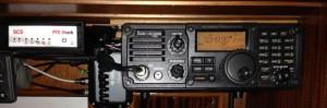 SSB radio + pactor Bolle